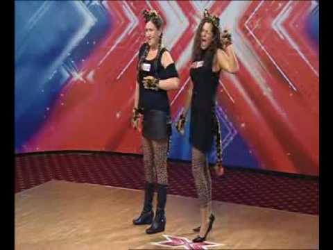 Lion Sleeps Tonight - X Factor