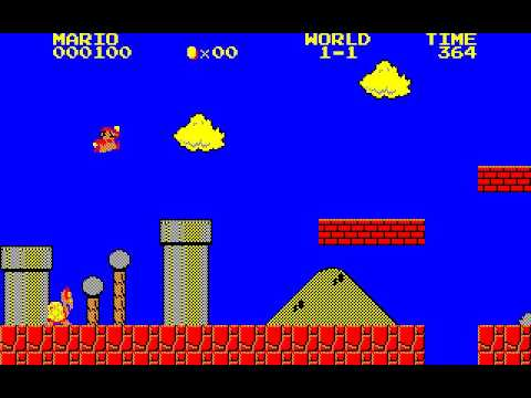 Super Mario Bros  Special with NES Sound Effects