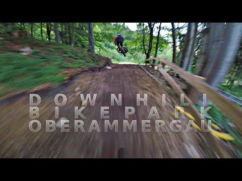 "New Downhill ""Fichtenschreck"" | following the Co-owner of the Bikepark Oberammergau"