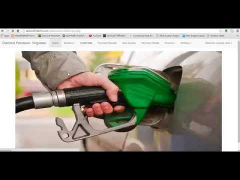 Hindi | Petrol Pump Credit Management System