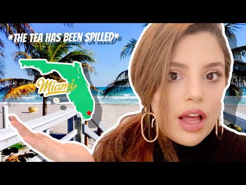 Moving to Miami? 5 things they DON'T tell you *tea* (Disclaimer: This video is NOT for kids!)