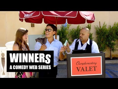 "WINNERS Ep. 9 ""Complementary Valet"" Feat. Rolando Molina"
