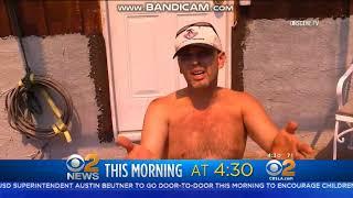 KCBS CBS 2 News this Morning at 4:30am open August 9, 2018