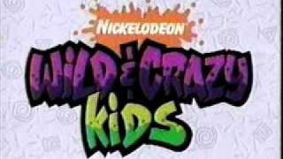 Wild n Crazy Kids Theme