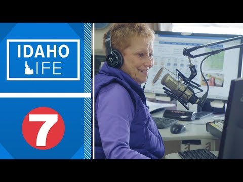 Idaho Life: Garden Valley radio station fills the hills with music