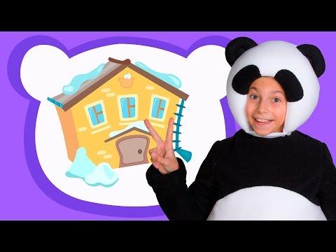 🍯😁НРАВИТСЯ НЕ НРАВИТСЯ😉 - Три Медведя - Развивающая детская песня мультик разные вкусы и про еду