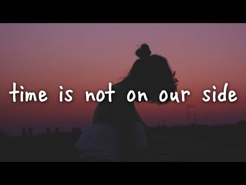 the vamps - time is not on our side // lyrics