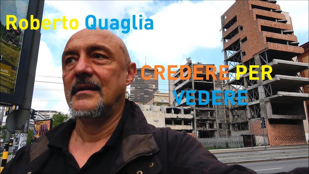 Roberto Quaglia: Credere per vedere