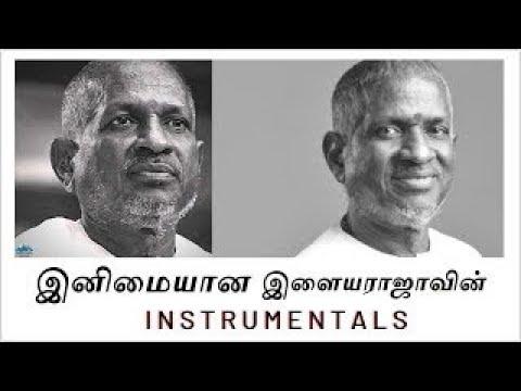 Relaxing Ilayaraja Instrumental Melodies Bgms  Flute, Violin, Veenai
