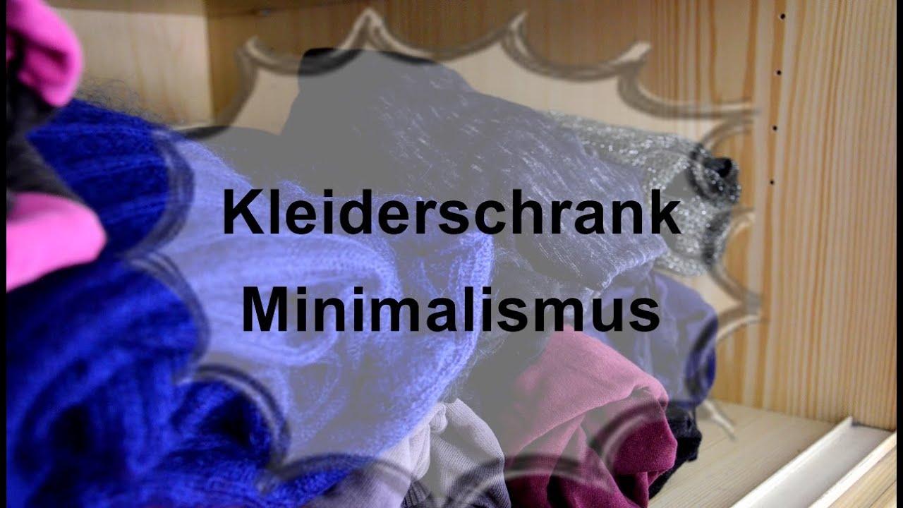Kleiderschrank minimalismus pullover lang rmlige for Minimalismus im kleiderschrank