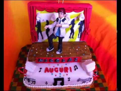 Disco Cake Dance Torta Para Jovenes Alcune Idee Per Torta