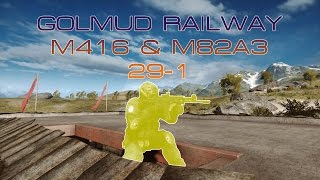 Battlefield 4 | PC | Gameplay on Golmud Railway | 29-1