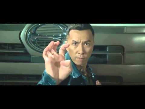 Donnie yen vs Wang Baoqiang In kung fu jungle