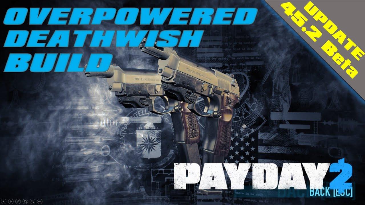 Akimbo Payday  Build