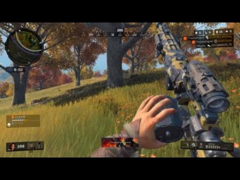 Call of Duty®: Blackout TNS akamiguel CLEAN SHOTS