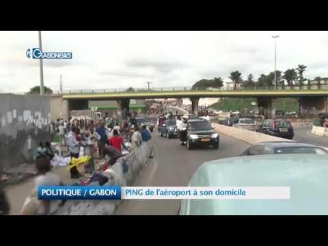 POLITIQUE / GABON:  PING de l
