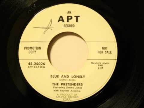 Pretenders - Blue and Lonely - KILLER Doo Wop Ballad