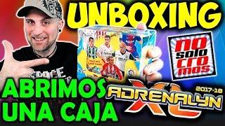 Video UNBOXING CAJA ADRENALYN XL 2017-18 PANINI | APERTURA BRUTAL NO SOLO CROMOS download MP3, 3GP, MP4, WEBM, AVI, FLV Januari 2018