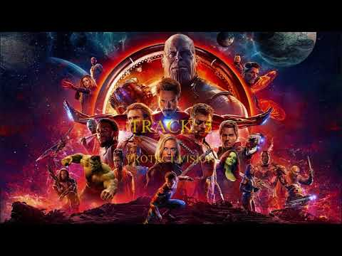 Avengers: Infinity War Official Soundtrack - Preview Sample Tracks