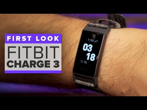 Fitbit Charge 3 is here: here's what's new