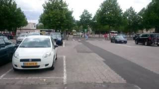 Motorhome aire Luxembourg City