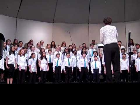 Canyon Creek Chorus (3 of 3) 2012 - Oh Moon