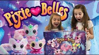 New PIXIE BELLES Magical Pets!  Fingerlings Friends