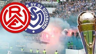 Stimmungsvideo Rot-Weiss Essen - MSV Duisburg | Niederrheinpokalfinale 25.05.2017