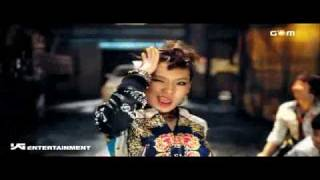 TATA Fire (cambodia version) feat 2ne1 Fire street version