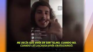 POLÉMICO VIDEO DE RODRIGO EGUILLOR, EL HIJO DE UNA FISCAL ACUSADO DE ABUSO SEXUAL