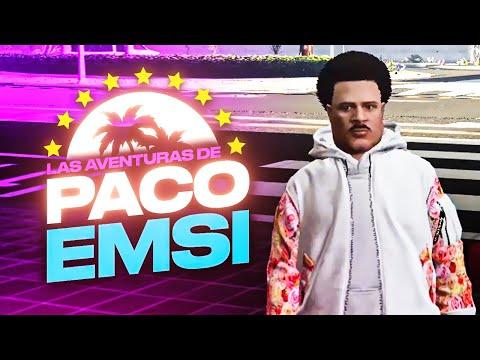 PACO EMSI LLEGO A MARBELLA VICE