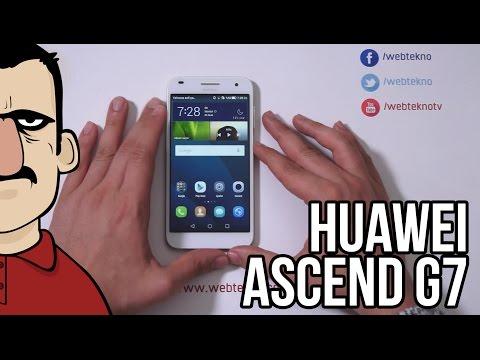 Teknolojiye Atarlanan Adam - Huawei Ascend G7 İncelemesi