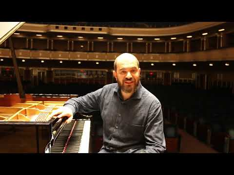 Kirill Gerstein on Rachmaninoff's Piano Concerto #3 with The