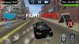 Crime City - Police Car Simulator