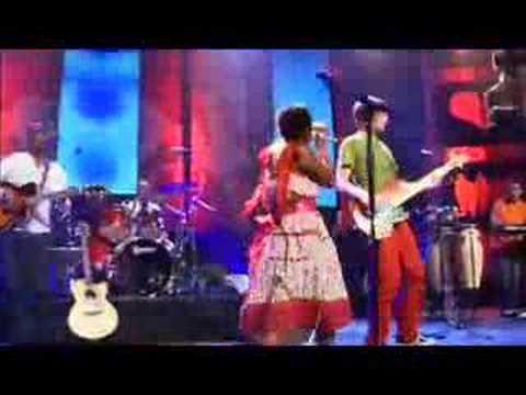 Freshlyground Live - Ma'Cheri