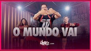 Baixar O Mundo Vai - Ivete Sangalo   FitDance TV (Coreografia Oficial) Dance Video