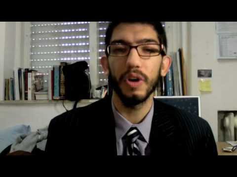 Joseph D. Robbins - UCLA TEP Video Interview - 1/9/09