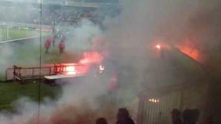 PSG Montpellier CRAKAGE ENORME VIRAGE AUTEUIL + PETAGE DE PLOMB