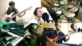 Dream Theater – Constant Motion (Systematic Chaos) – SPLIT-SCREEN COVERS – VRA!