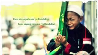 SHALAWAT NABI Mahalul Qiyam Bikin Nangis | Sad Shalawat