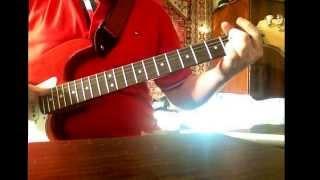 Красивая мелодия Зеленоглазое такси(гитара)