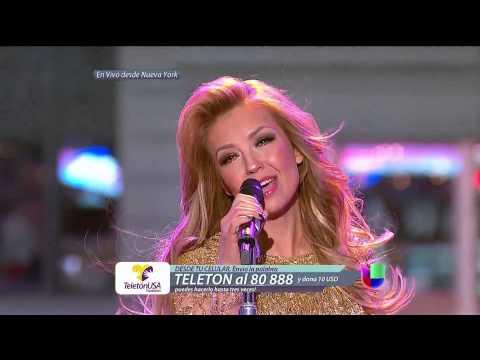 Teletón USA KUVNDT 2014 12 12 19   Thalia (Completo)