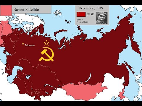 The Soviet Union : Every Month