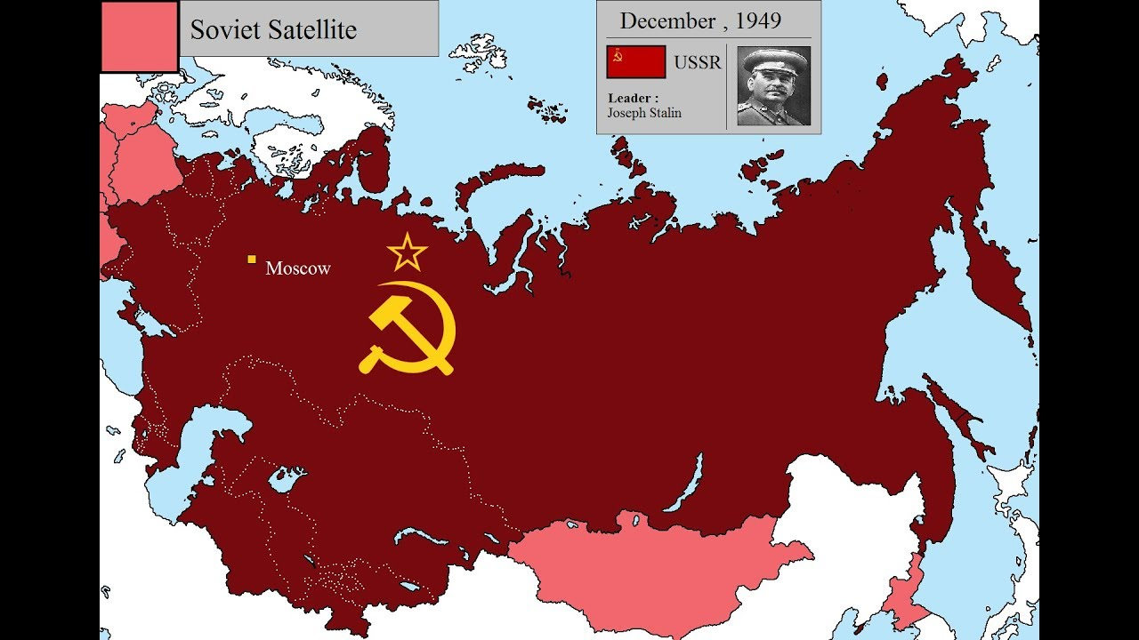the soviet union every month youtube