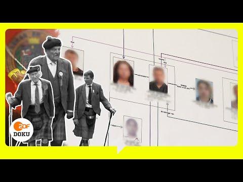 Clans: Geschichte Und Kriminalität. Großfamilien Früher Und Heute | ZDFinfo Doku