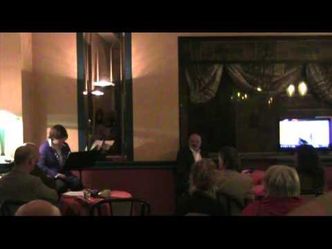 Caffè letterario  HÖLDERLIN, la modernità incompresa.  Prof.ssa Caterina Serioli (parte prima)
