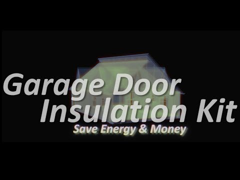 Reach barrier 3009 3474 garage door insulation kit youtube reach barrier 3009 3474 garage door insulation kit solutioingenieria Choice Image