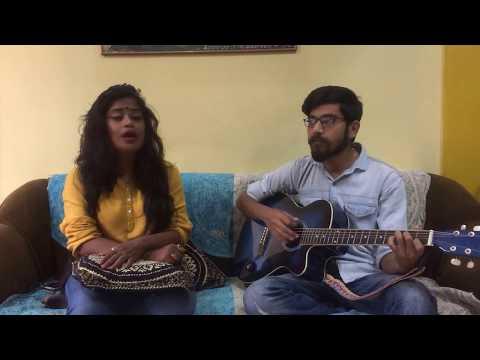 Tera Zikr and Tor Kotha - Darshan Rawal - Cover by Debalina Das with Akshay Lad