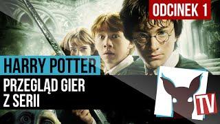 Przegląd gier z serii Harry Potter - odcinek 1 | ZagrajnikTV