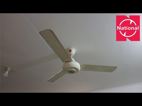 """48"""" National Industrial Ceiling Fan"""